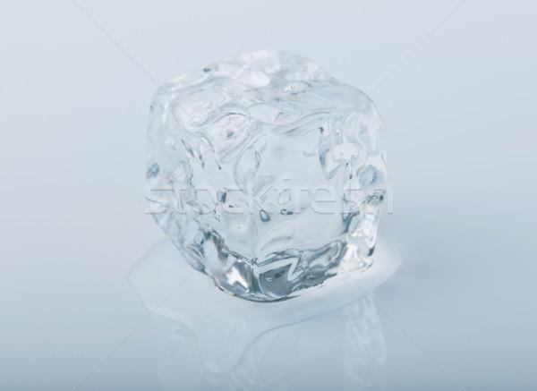 Icecube close-up Stock photo © klikk