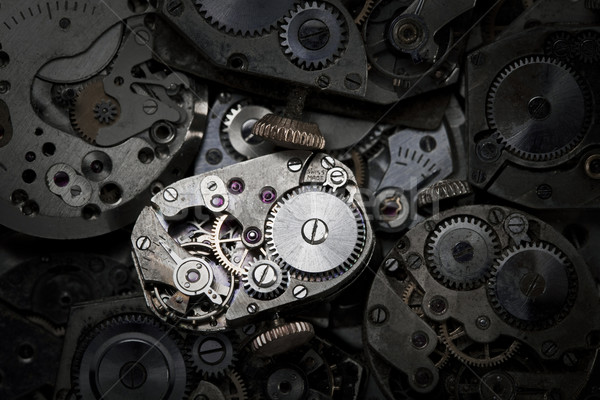 Clockwork Stock photo © klikk