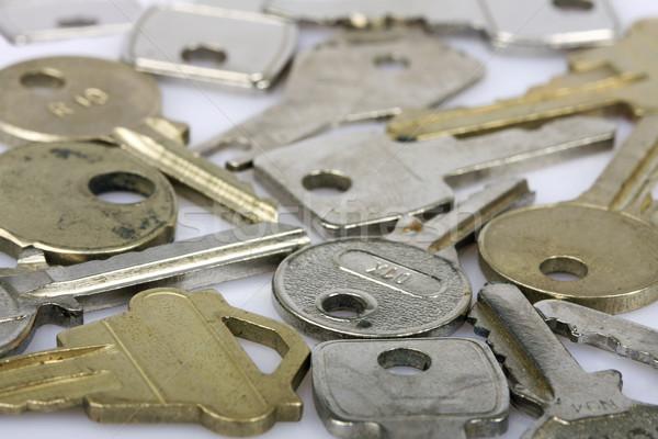 close-up of keys Stock photo © klikk