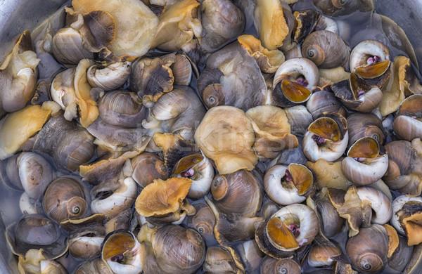 Vietnam piac tenger tengeri színes halom Stock fotó © Klodien