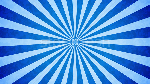 Kostium grunge niebieski vintage plakat tekstury Zdjęcia stock © klss
