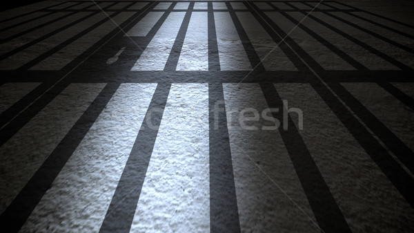 Prison Interior Stock photo © klss