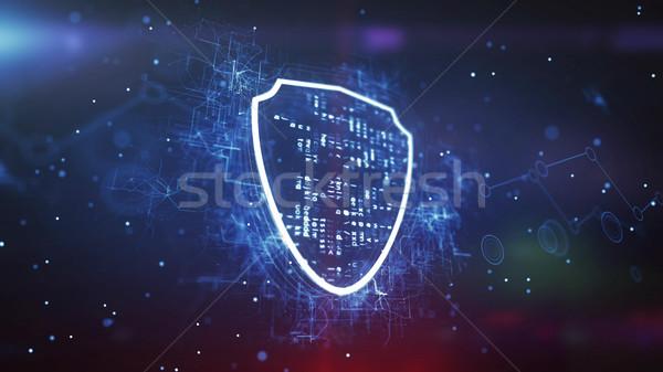 Security Shield Concept Stock photo © klss