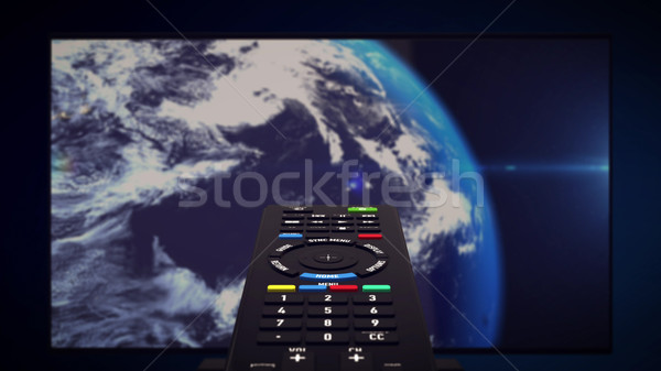 InfraRed Remote controller Stock photo © klss