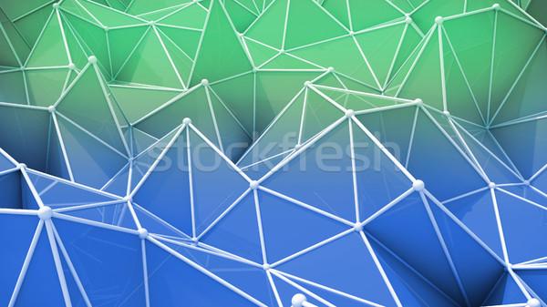 красочный аннотация текстуры различный геометрический Сток-фото © klss