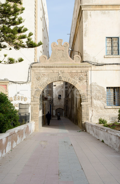 Archway Morocco Stock photo © KMWPhotography