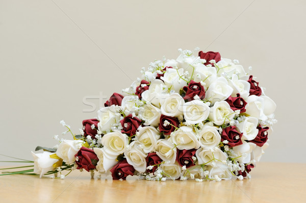 Artificial Brides Flowers Stock photo © KMWPhotography