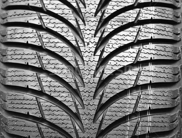 tires on wheels for car Stock photo © koca777