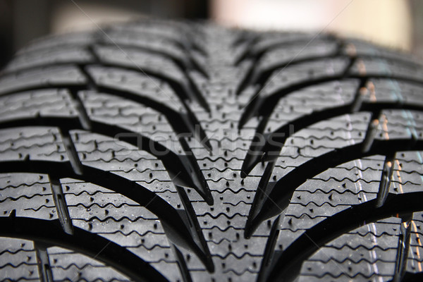 tires on wheels for car Stock photo © koca777