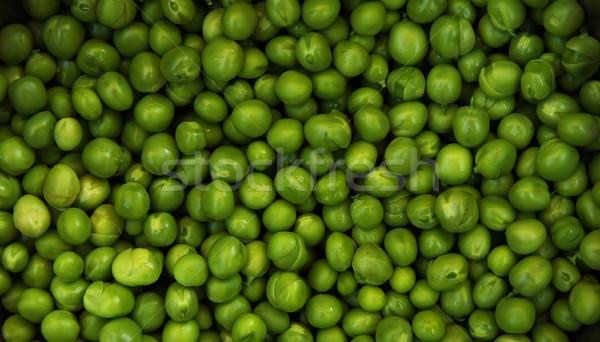 зеленый горох продовольствие плодов овощей белый Сток-фото © koca777
