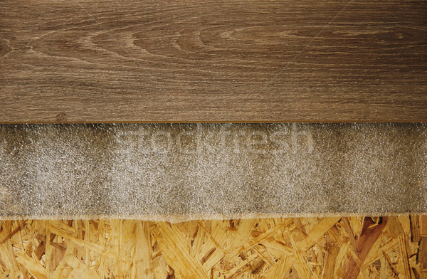 background of wooden boards and laminate  Stock photo © koca777