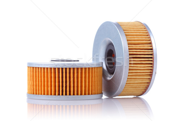 motorcycle oil filters Stock photo © kokimk