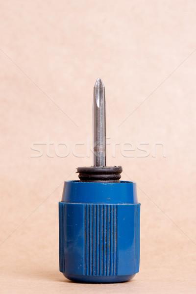 Vida atış Metal çelik araç Stok fotoğraf © kokimk