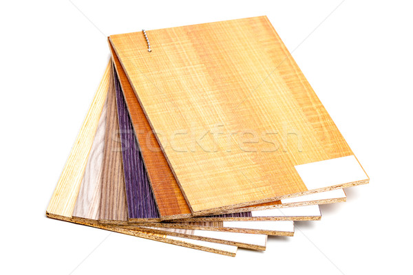 plywood samples Stock photo © kokimk