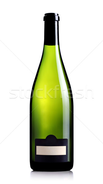 white wine bottle Stock photo © kokimk
