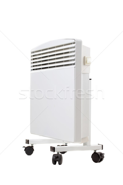 modern radiator on wheels Stock photo © kokimk