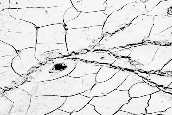cracked dry land Stock photo © kokimk