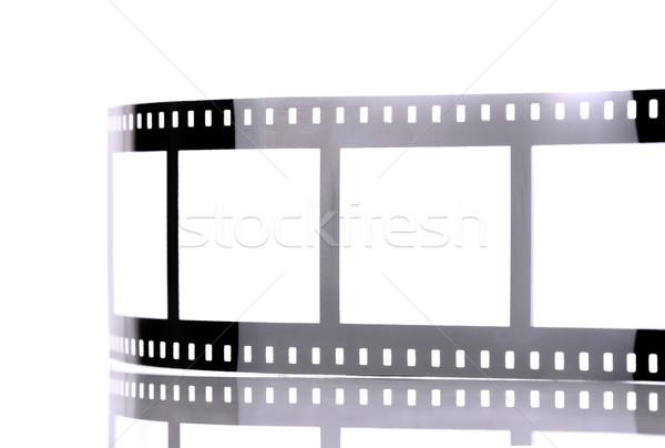 Fotoğraf kareler eski moda yalıtılmış beyaz dizayn Stok fotoğraf © kokimk