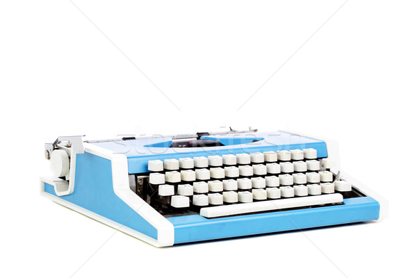 typing machine Stock photo © kokimk
