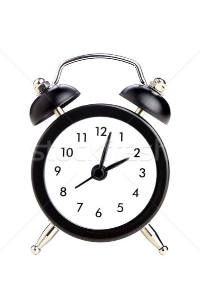 retro clock Stock photo © kokimk