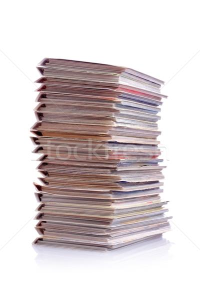 photo albums Stock photo © kokimk