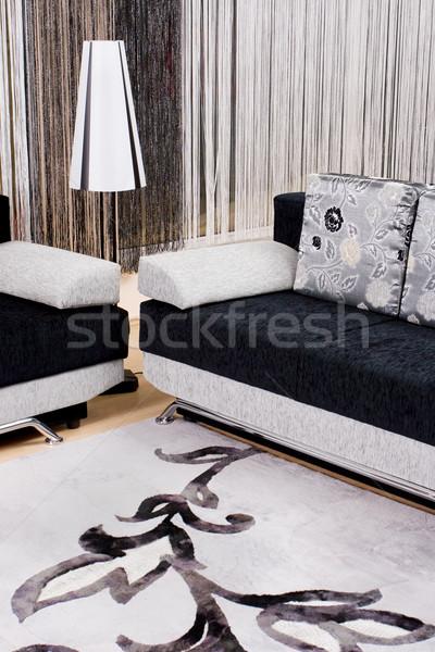 abstract luxury sofa Stock photo © kokimk
