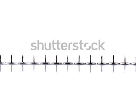 thumb tacks - drawing pins Stock photo © kokimk