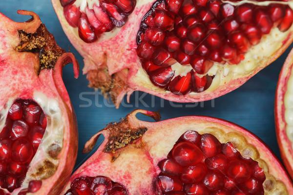 ビタミン 冬 食品 生 カット ストックフォト © koldunov