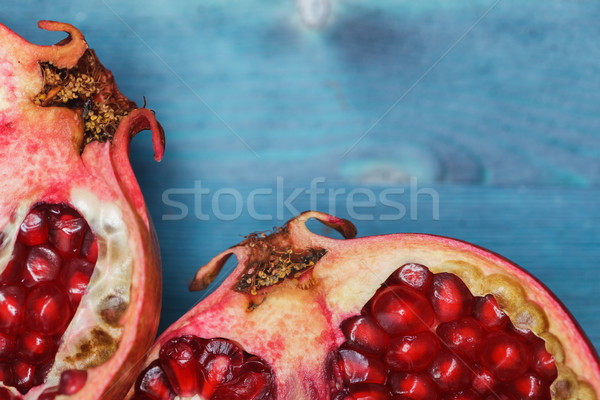sources of vitamins and antioxidants in the winter, food for raw Stock photo © koldunov
