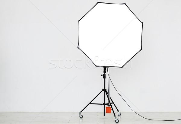 照明 空っぽ スタジオ 深い プロ 写真 ストックフォト © koldunov