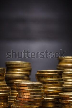 ロシア 通貨 鉄 現代 コイン 黒 ストックフォト © koldunov