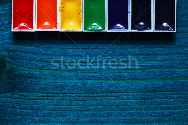 Tools for creativity and crafts Stock photo © koldunov