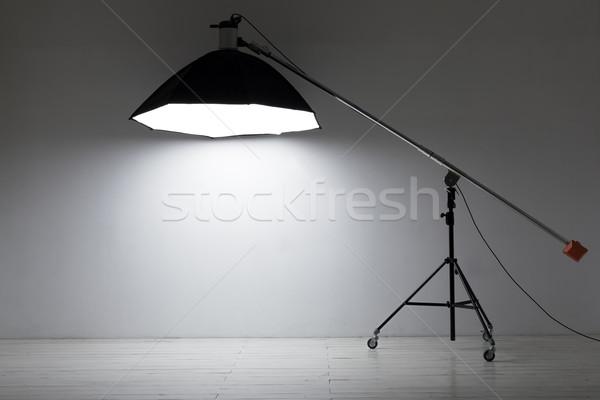 Fotoğraf moda fotoğrafçılık derin stüdyo Stok fotoğraf © koldunov