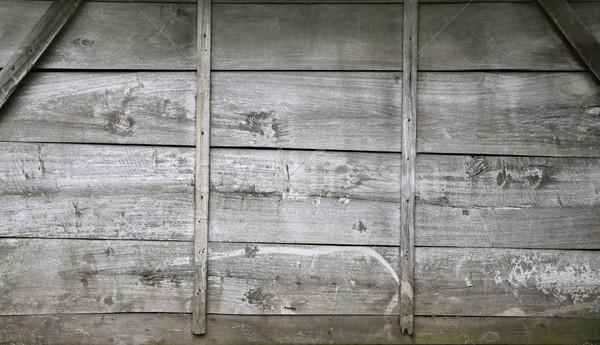 Picture of wooden background texture Stock photo © konradbak