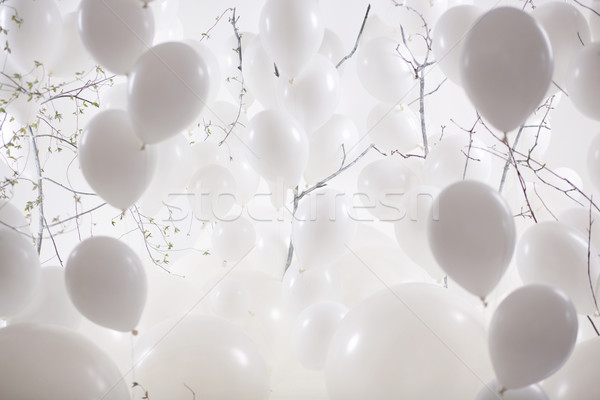 Picture presenting a ballon background Stock photo © konradbak