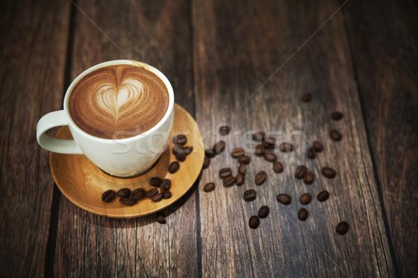 Great shoot of coffee cup  Stock photo © konradbak