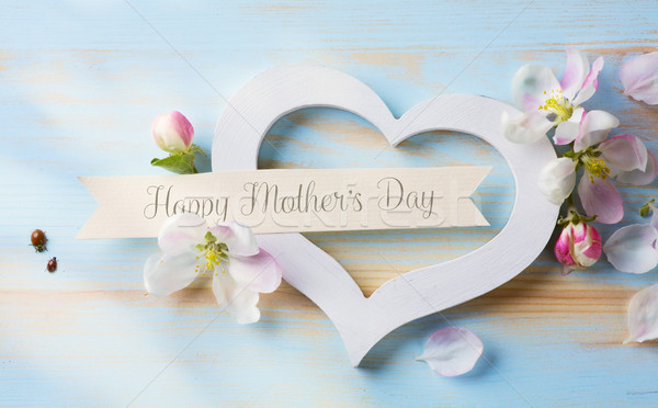 art happy mothers day  Stock photo © Konstanttin