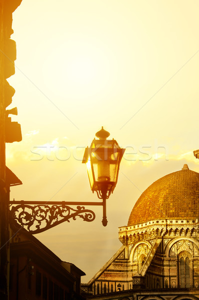 Dome in Florence, Italy Stock photo © Konstanttin