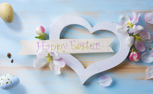 art happy Easter day  Stock photo © Konstanttin
