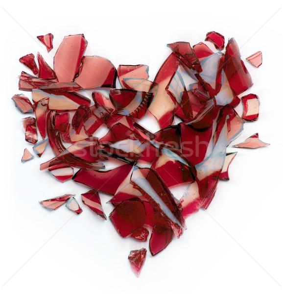 broken heart Stock photo © Konstanttin