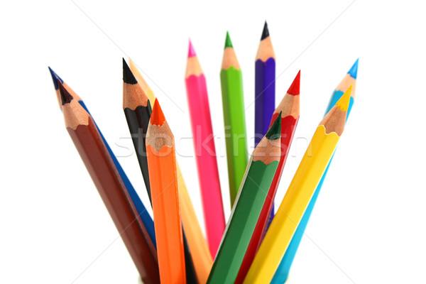 sharp pencils Stock photo © konturvid