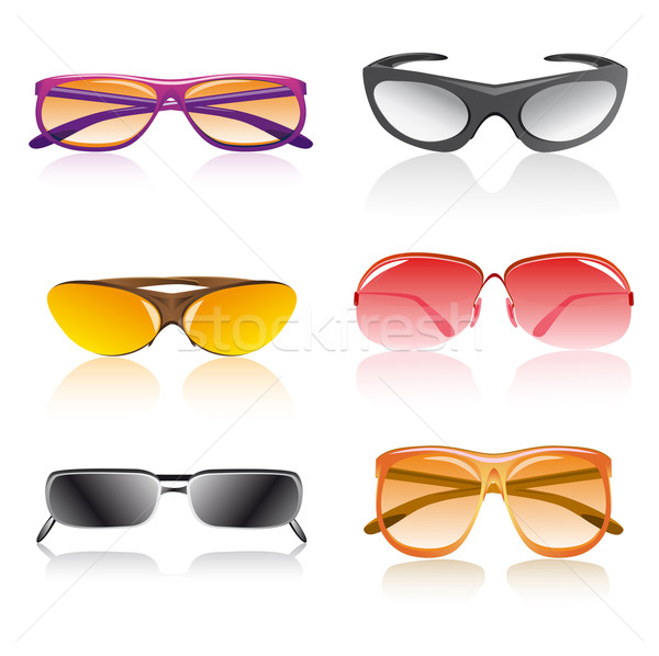 sunglasses Stock photo © konturvid