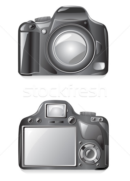 photo camera Stock photo © konturvid