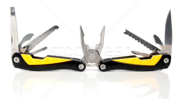 swiss knife Stock photo © konturvid