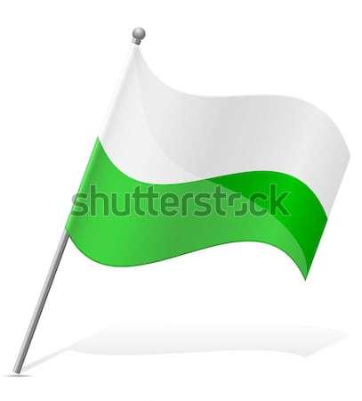 Bandera gales aislado blanco mundo mundo Foto stock © konturvid