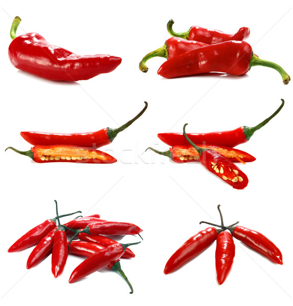red hot chili peppers Stock photo © konturvid