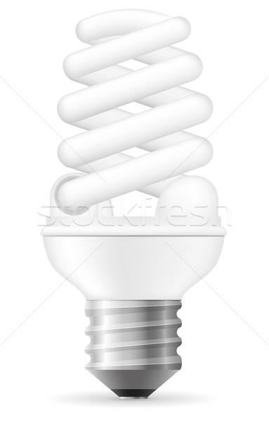 энергии изолированный белый бизнеса Сток-фото © konturvid