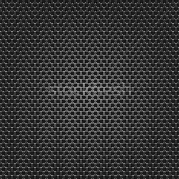 acoustic speaker grille texture background Stock photo © konturvid