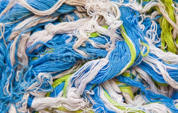 yarn Stock photo © koratmember
