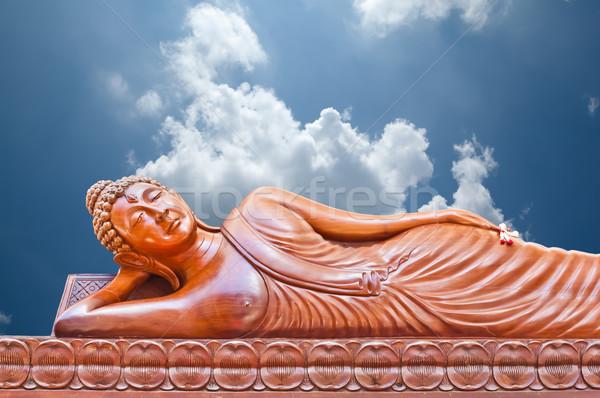 meditation Buddha Stock photo © koratmember